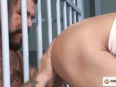 Kyle Kash has found a perfect prison daddy